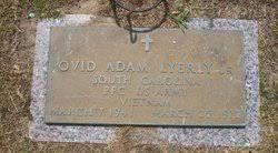 Ovid Adam Lyerly Jr. (1941-1972) - Find A Grave Memorial