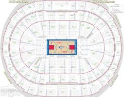 madison square garden theater seating chart with seat numbers awesome 56 best consol energy center seating