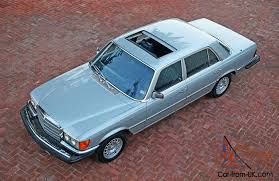 Vehicle history report not available. 1979 Mercedes Benz 450sel 6 9 Entirely Original 44 000 Mile Example
