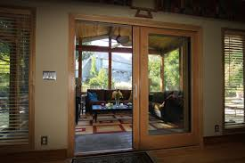 sliding glass doors with blinds. Image Of: Interior Sliding French Doors Home Glass With Blinds