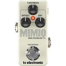 TC Electronic Mimiq Mini Doubler, купить <b>педаль эффектов TC</b> ...