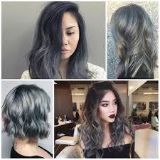 Best Hair Colour For Dark Hair With Grey