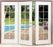 Kitchen: Triple Hinged French Doors. I Would Love These Doors To Open From  The Pinterest
