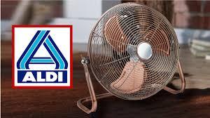 Ganz Einfach Kühl Bleiben Aldi Nord Verkauft Ventilator Im Retro
