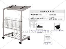 Image Organizer Newspaper Rack News18 Fauzul Enterprise Newspaper Rack News18 Fauzul Enterprise