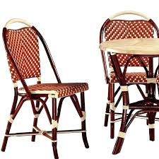 french cafe chairs. Fantastic Inspiring French Cafe Table And Chairs Rattan Bistro