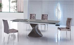 Unique Kitchen Table Kitchen Unique Shape Kitchen Table With Stylish Chair And White