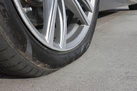 pirelli run flat tire