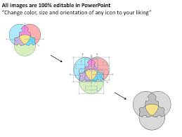 Diagram Venn Ppt 1013 Business Ppt Diagram Venn Circular Puzzle Process