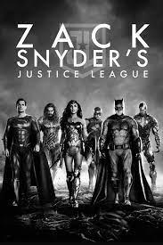 Zack Snyder's Justice League (2021): PlexPosters