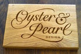 oak house signs crafted by hand in surrey from makemesomethingspecial com