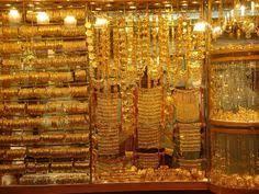 dubai gold market the gold souk is more or less an open air market
