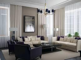 Purple Curtains For Living Room Living Room Elegant Purple Living Room Set Leather Furniture