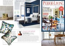 Period Living Room Designer Silk Scarves And Furnishings Texas And The Artichoke