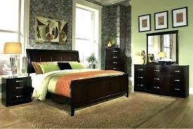 rustic king size bedroom sets rustic casual