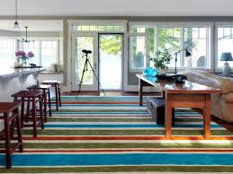 painted area rug how to paint carpeting tos diy alexander home rugs kyle bunting mission style living spaces dining room and furniture plastic protector