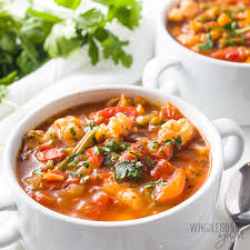 the best keto low carb vegetable soup