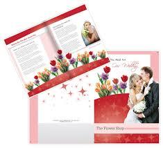 Wedding Brochures Design Templates