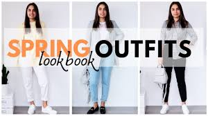 CASUAL <b>SPRING SUMMER OUTFITS</b> IDEAS 2019 - YouTube