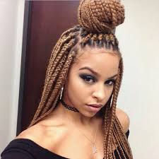 Braiding Hairstyle 65 box braids hairstyles for black women 7935 by stevesalt.us