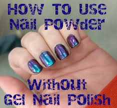 nails diy how to use multichrome or