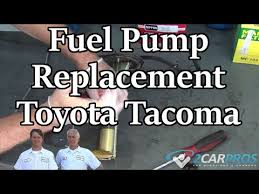fuel pump replacement toyota tacoma 1995 2004 fuel pump replacement toyota tacoma 1995 2004