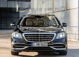 2018 maybach benz. Contemporary Maybach Interior Of New MercedesBenz SClass Maybach To 2018 Maybach Benz