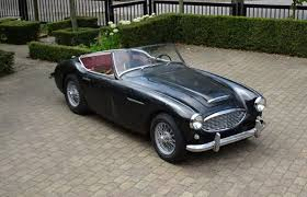 Austin Healey Color Chart 1960 Austin Healey 3000 Is Listed Sold On Classicdigest In