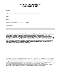 Fax Letter Head Fax Cover Letter Doc For Confidential Sheet Printable Free