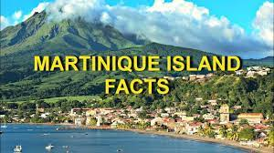 Martinique Island Facts - YouTube