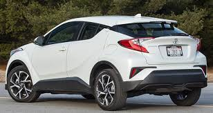 2018 toyota chr. contemporary toyota 2018 toyota chr rear and toyota chr