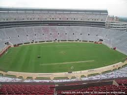Bryant Denny Stadium View From Section U3 L Vivid Seats