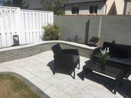 granite paving slabs how to install