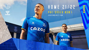 Benitez will 'fight' for every everton game, published at14:28. New Everton Home Kit 2021 22 Efc X Hummel As One Youtube