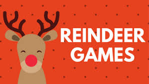 Image result for reindeer games