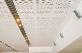 perforated plasterboard echostop usg