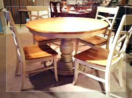 42 round dining table with leaf round dining table expandable designs with erfly leaf 42 inch