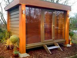 init studios garden office. Outdoor Office Studio. Studio Init Studios Garden