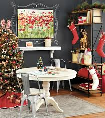 office christmas decoration ideas. Stylish Home Office Christmas Decoration Ideas (26)