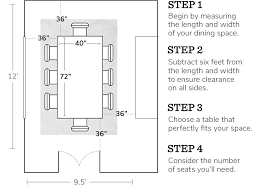 dining table ing guide how to