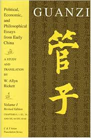 com guanzi political economic and philosophical essays  guanzi political economic and philosophical essays from early a study and translation c t asian translation series english and chinese