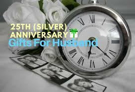 25th wedding anniversary gift for husband tbrb info Silver Wedding Anniversary Emcee Script 25th silver wedding anniversary gifts for husband hahy gift Wedding Reception Program