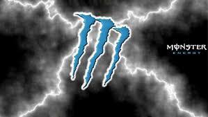 blue monster energy drink wallpaper. Simple Drink Monster Energy Images MoNsTeR TY HD Wallpaper And Background Photos For Blue Drink Wallpaper N