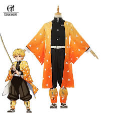 ROLECOS <b>Anime Costume</b> Kimetsu no Yaiba <b>Cosplay Demon</b> ...