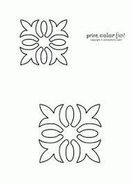 Free Hawaiian Applique Patterns | ... designs, Applique, Quilt ... & Free Quilting Stencils | Hawaiian quilt stencil | Print. Color. Fun! Free  printables Adamdwight.com