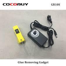 Novecel <b>Glue removing</b> gadget <b>Needle</b> Replaceable & Speed ...