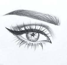 How To Draw Eyes Step By Step Drawings Of Eyes Imranbadami Co