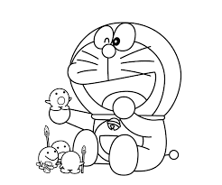 I believe that, that doraemon. Coloring Book For Kids Doraemon