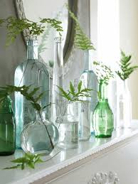 Bottles in Decor