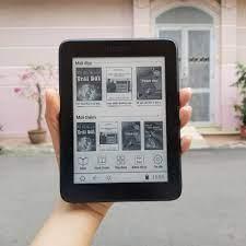 Máy đọc sách Bibox - Home